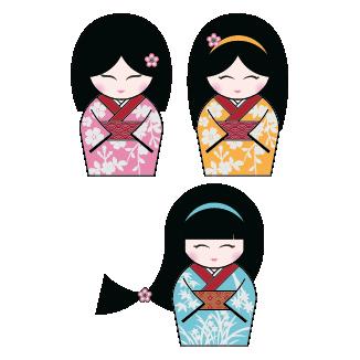 japanese girlies