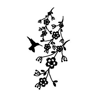 Blossom hummer